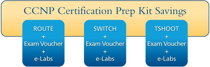 CCNP Certification Prep Kit