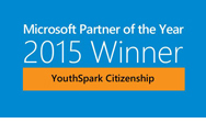 Microsoft YouthSpark Citizen Partner of the Year