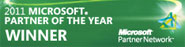 2011 Microsoft Partner of the year