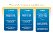 UC Training
