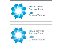 IBM Global Training Provider of the Year for 2015